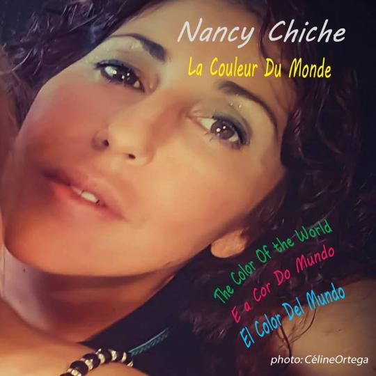 Nancy Chiche avec radio Love Stars